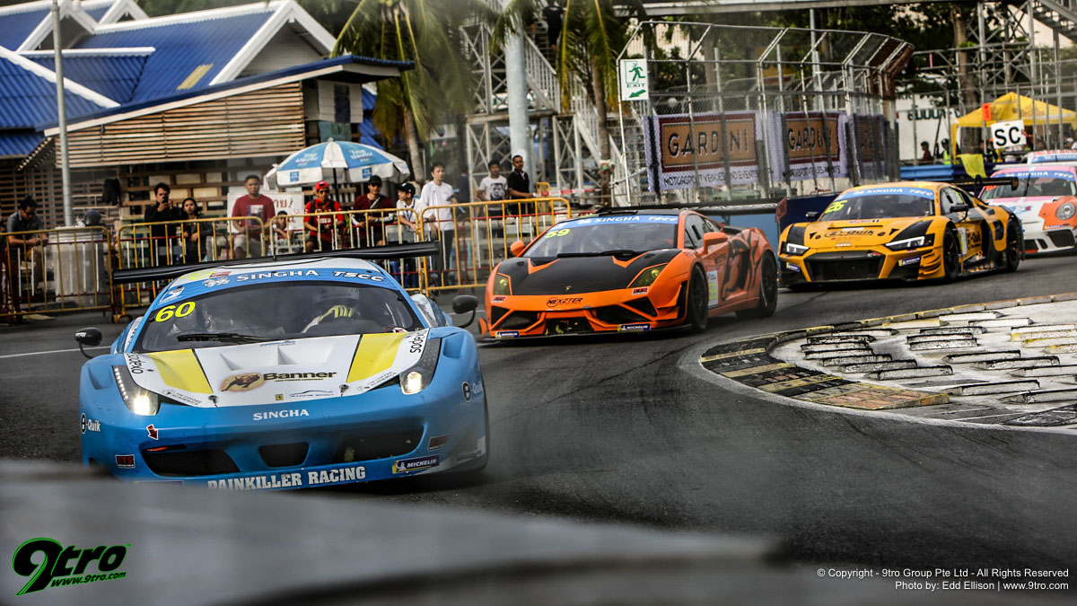 Bangsaen Grand Prix – excitement and glamour at the beach