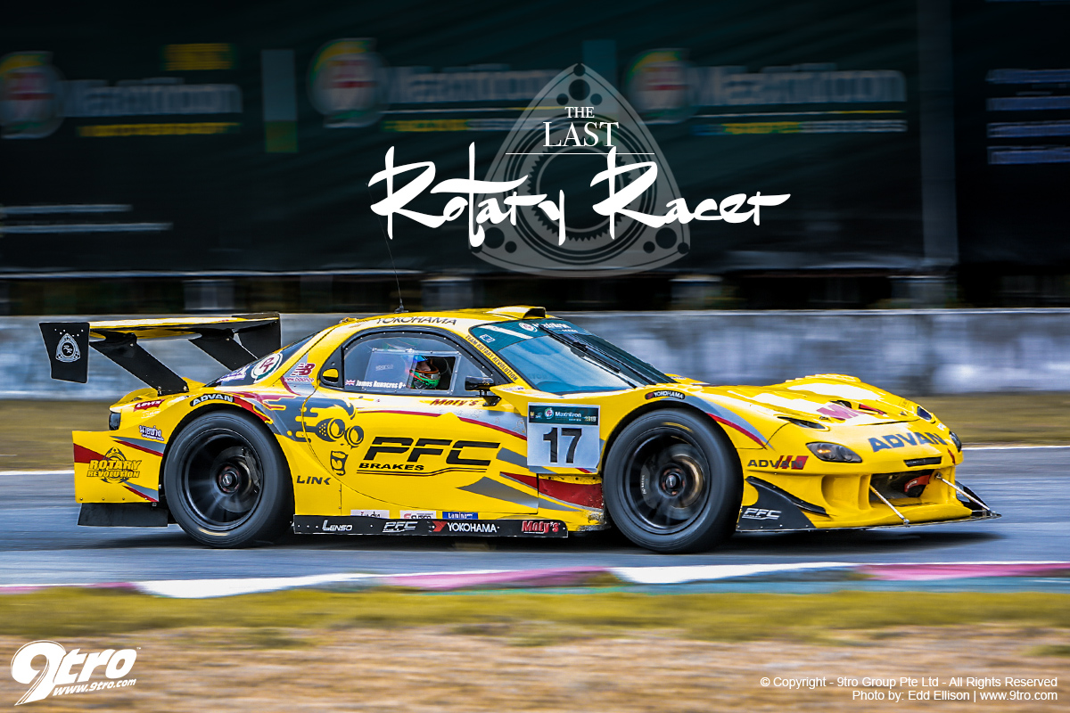 Mazda RX-7 - The Last Rotary Racer