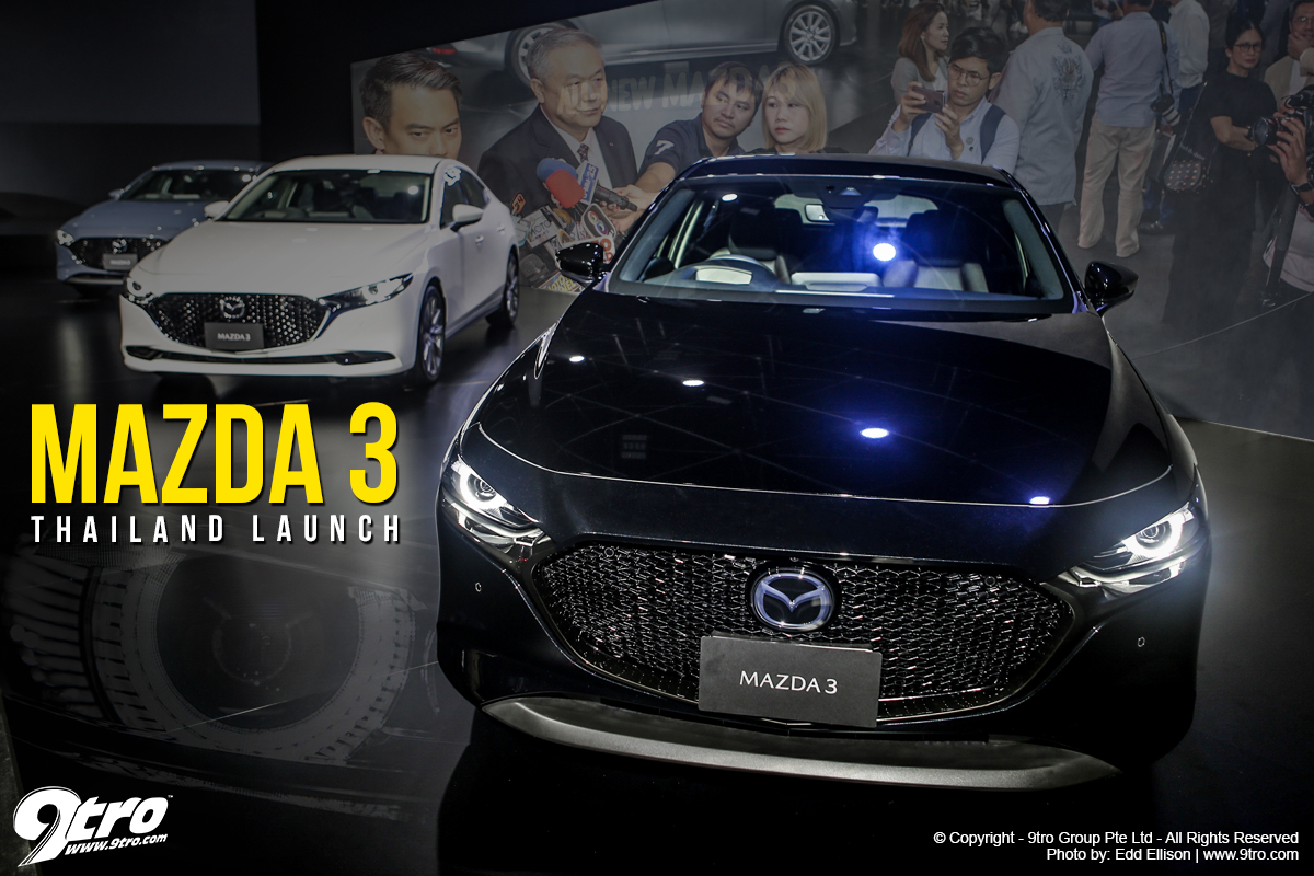 Mazda 3 - Thailand Launch