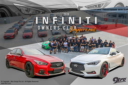 2019 Infiniti Owners Club Singapore Meet