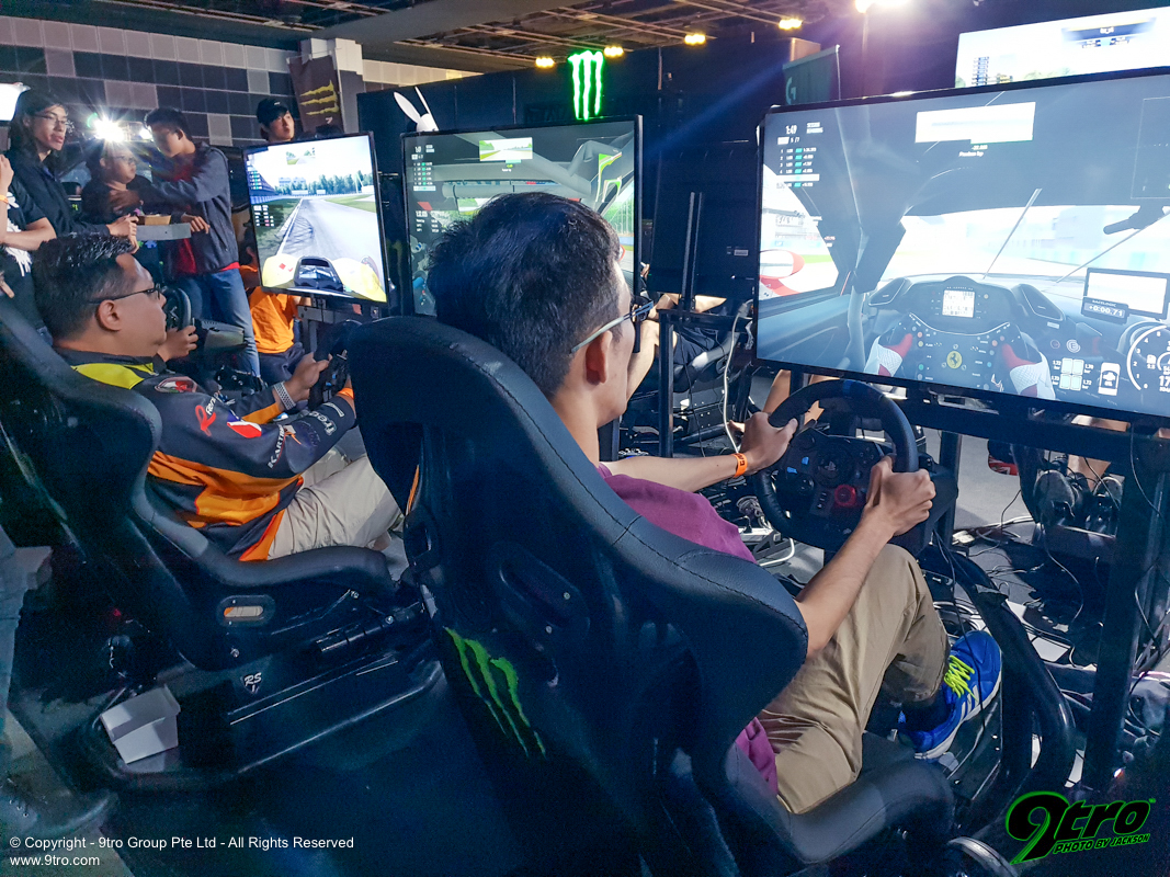 Stage is set for e-Racers to earn Pro contracts with Legion of Racers.