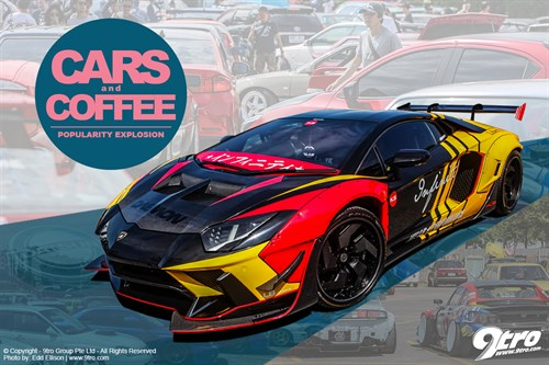 Cars and Coffee Thailand - Popularity Explosion