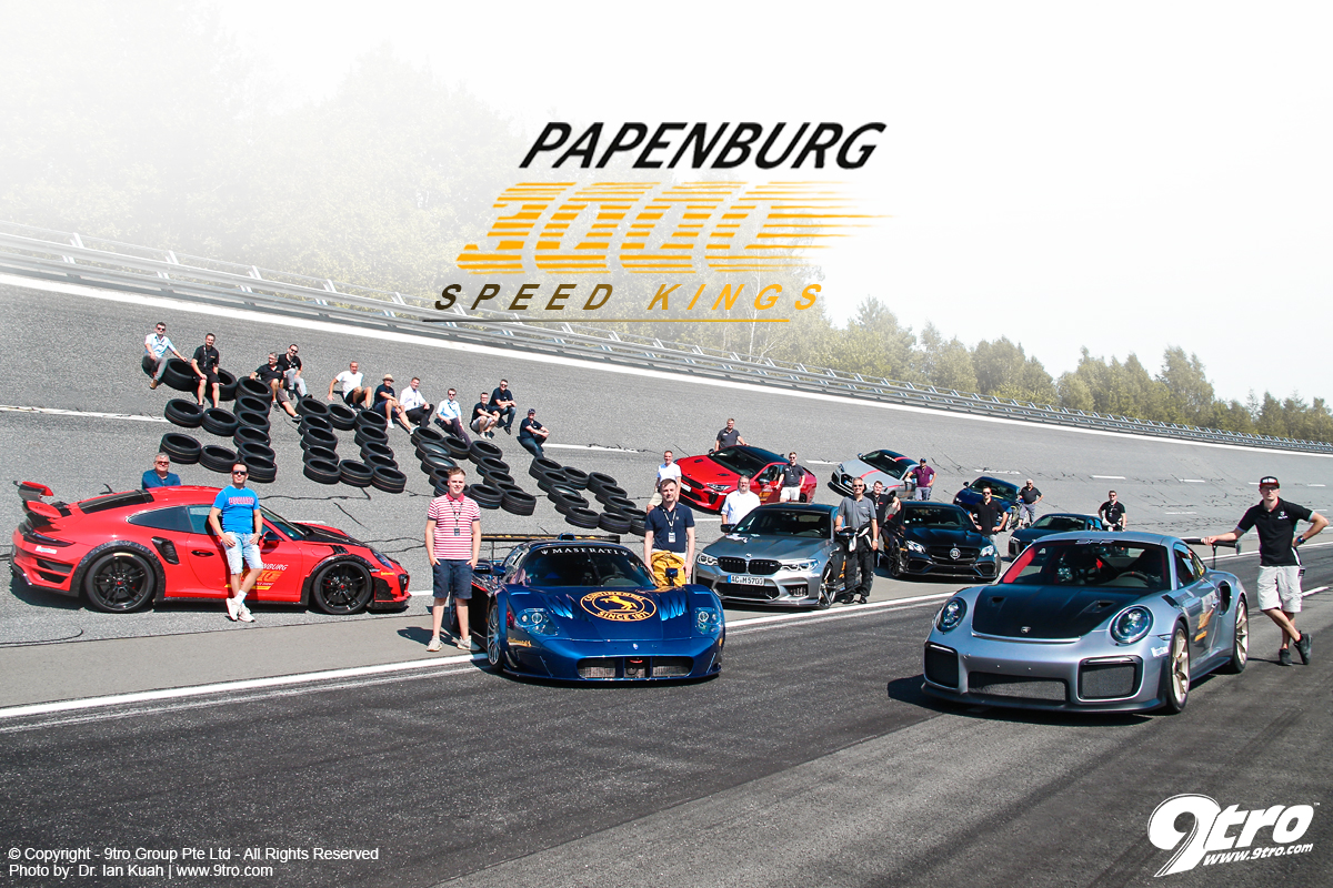 Papenburg 3000 - Speed Kings