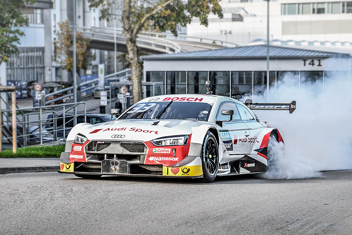 Audi celebrate DTM Champion successes in GT racing