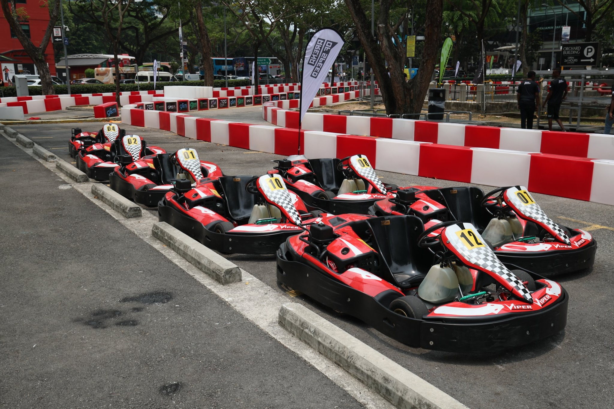 2019 Festival Of Speed Singapore