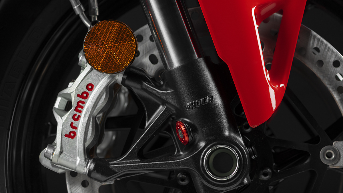 The new Ducati Panigale V4