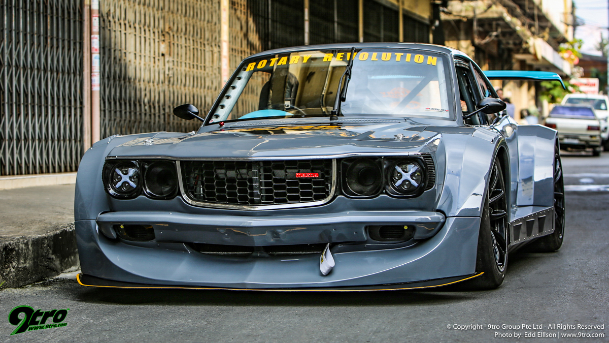 The Ultimate RX-3