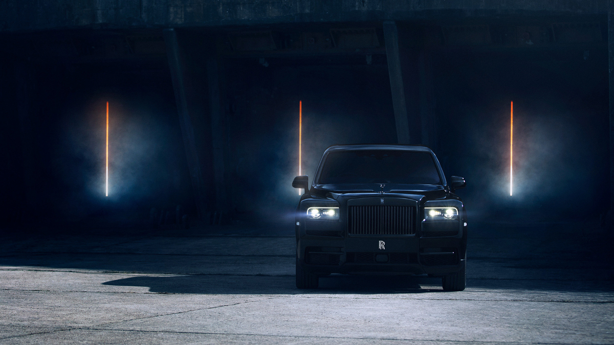 Rolls-Royce Black Badge Cullinan