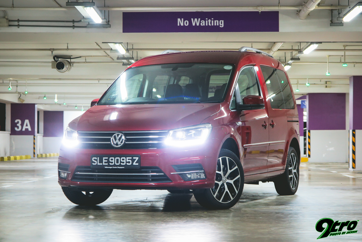 Volkswagen Caddy MPC – Mobile Appeal