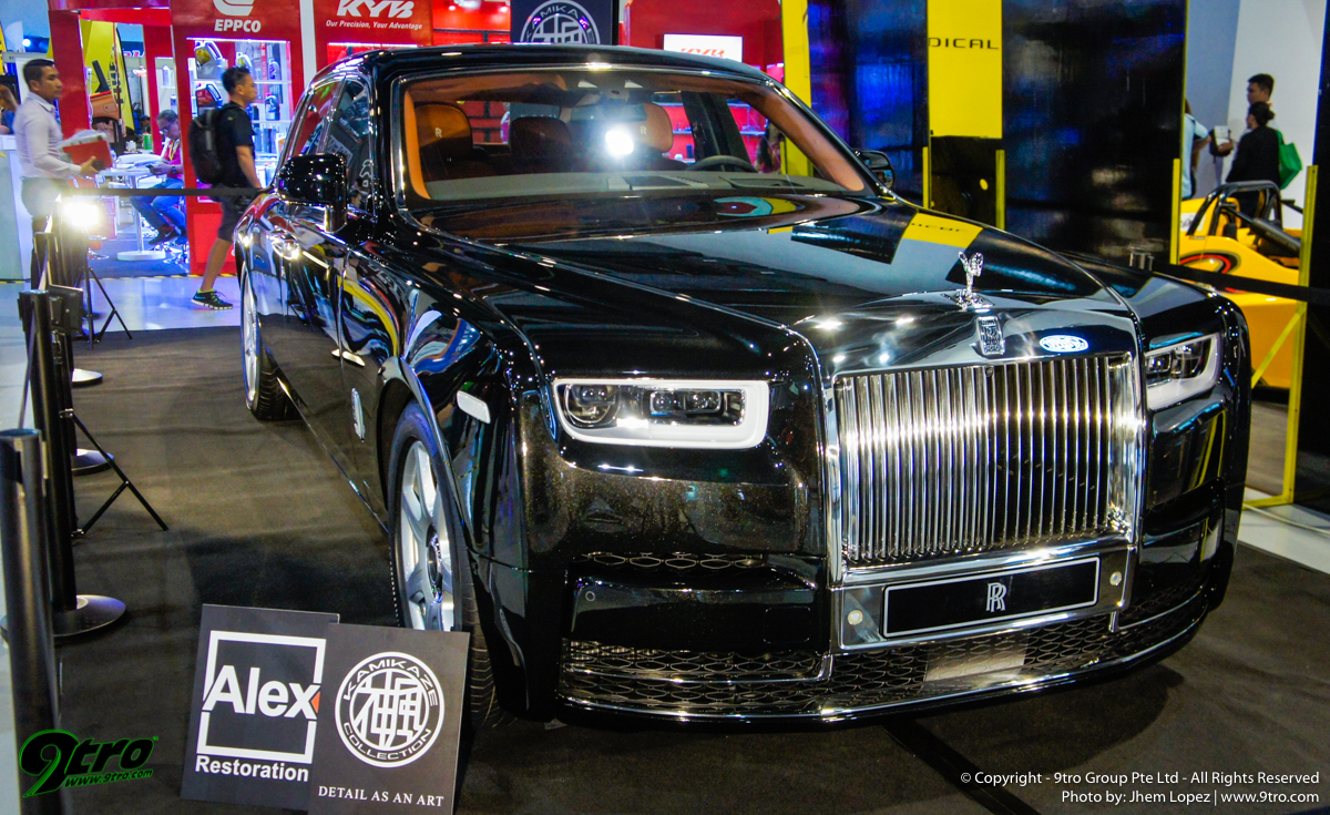 2019 Manila Auto Salon and Sport Truck Show