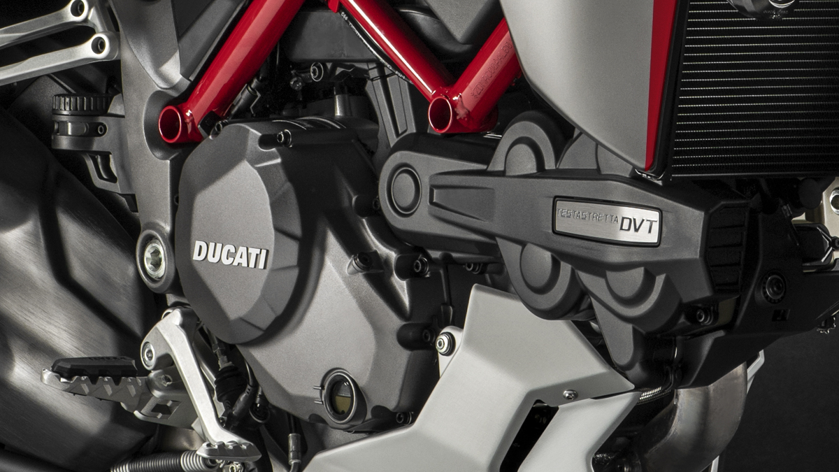 All-new Ducati Multistrada 1260 S Grand Tour