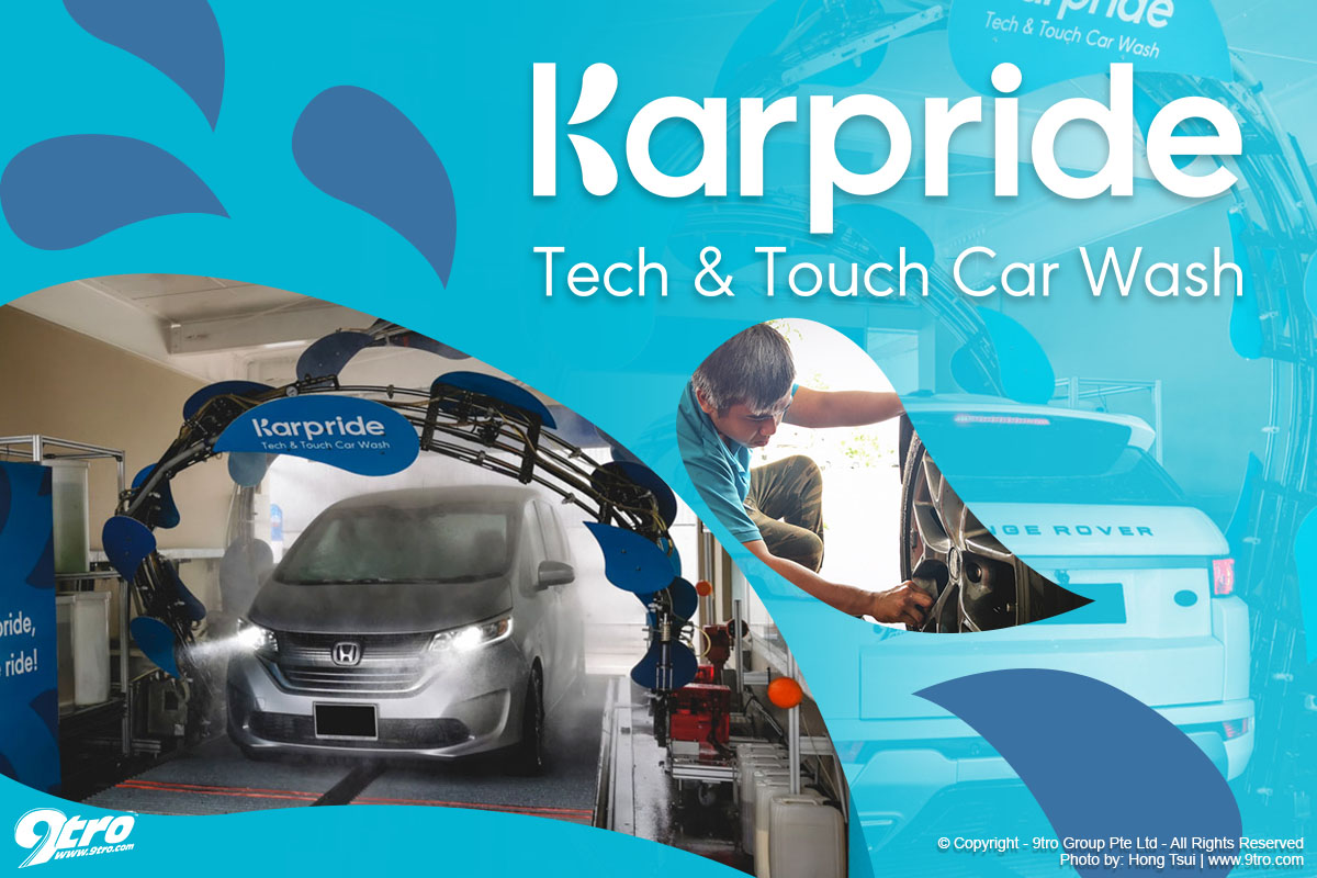 Karpride - Tech & Touch Car Wash