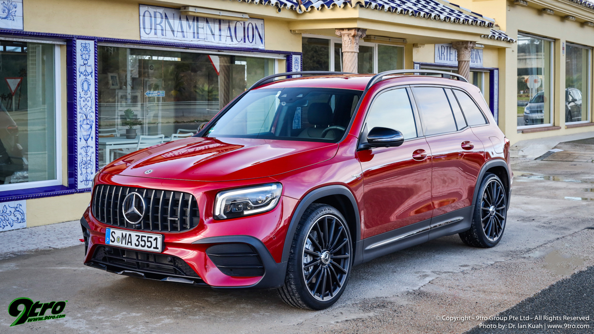 Mercedes-Benz GLB - Seven Up