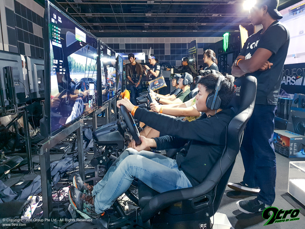 Legion of Racers is Only Asian Team Set for Le Mans Esports Series