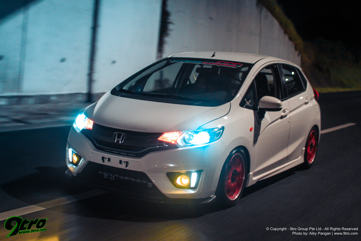 Honda Jazz -  Going Against the Grain