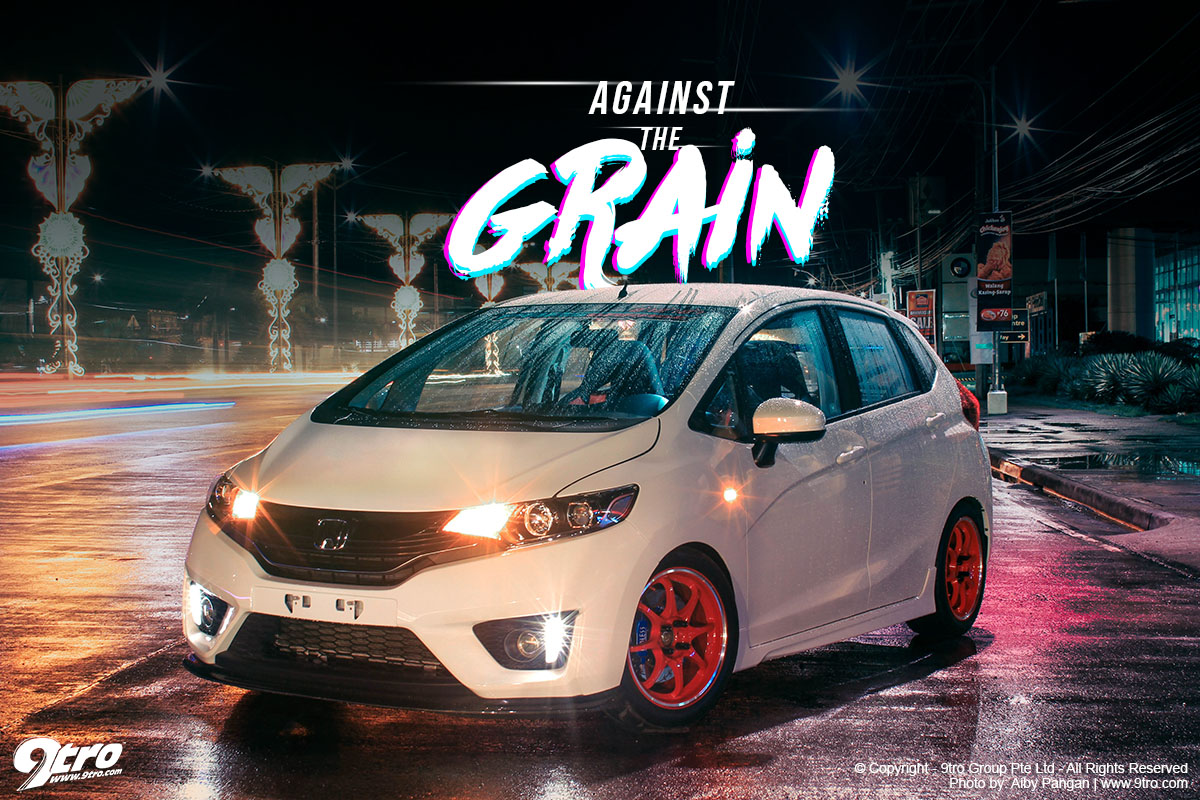 Honda Jazz - Against the Grain