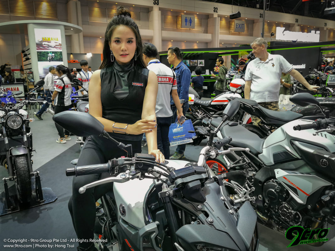 2019 Thailand International Motor Expo