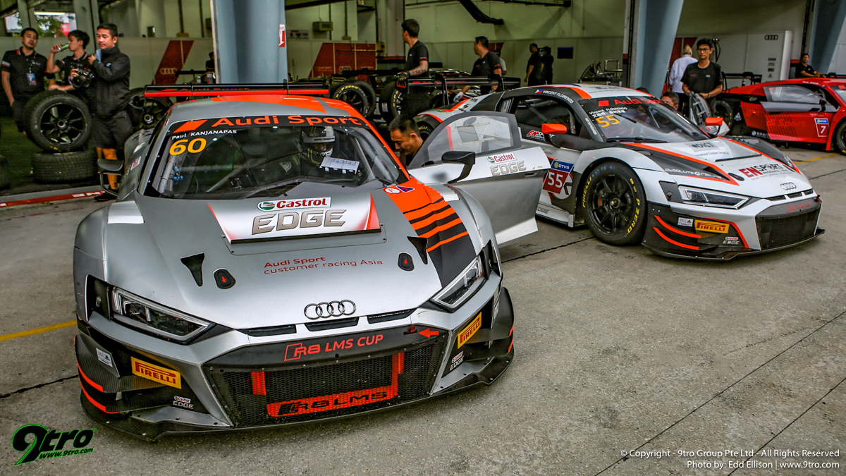 Audi's spectacular 'Cup' drives off into the sunset