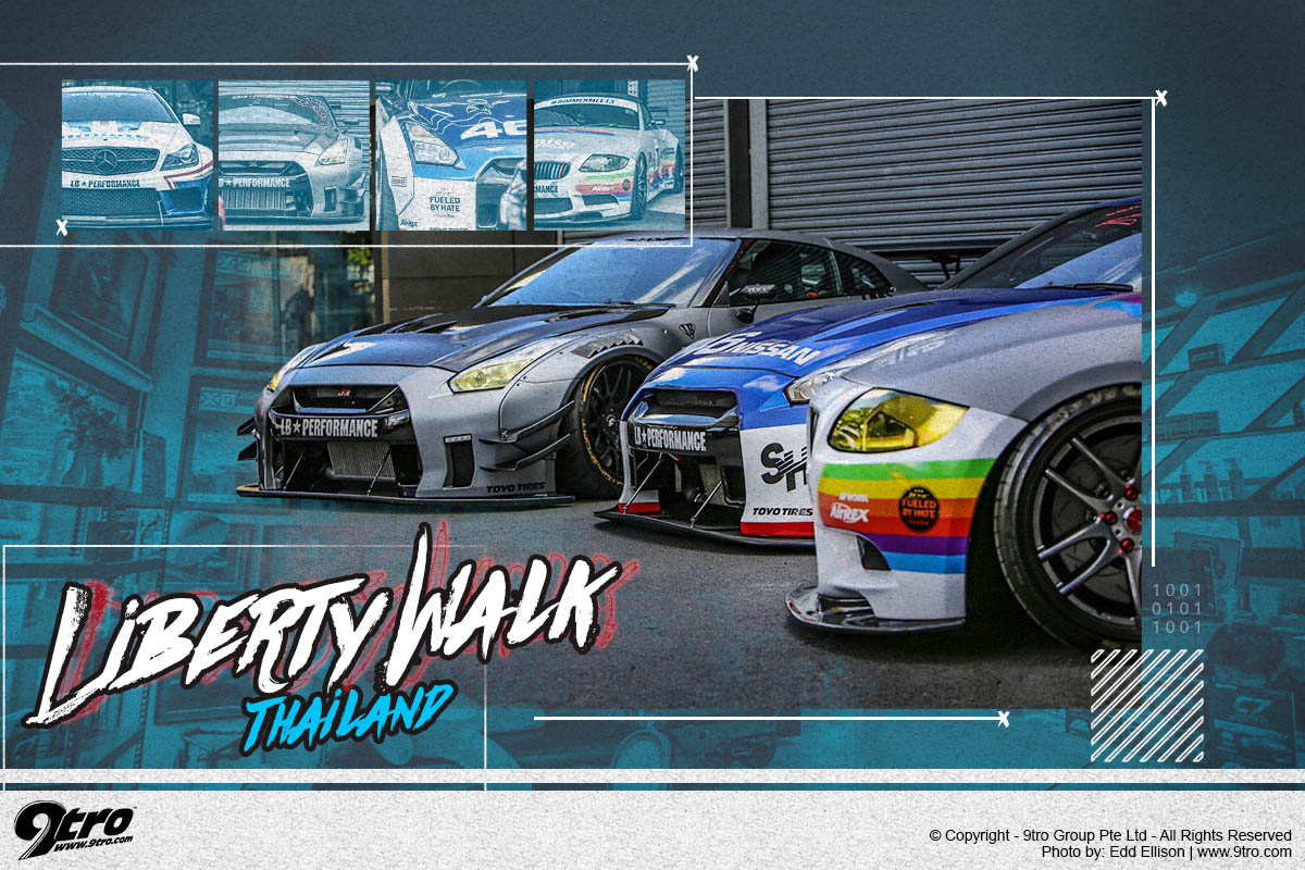 Liberty Walk Thailand