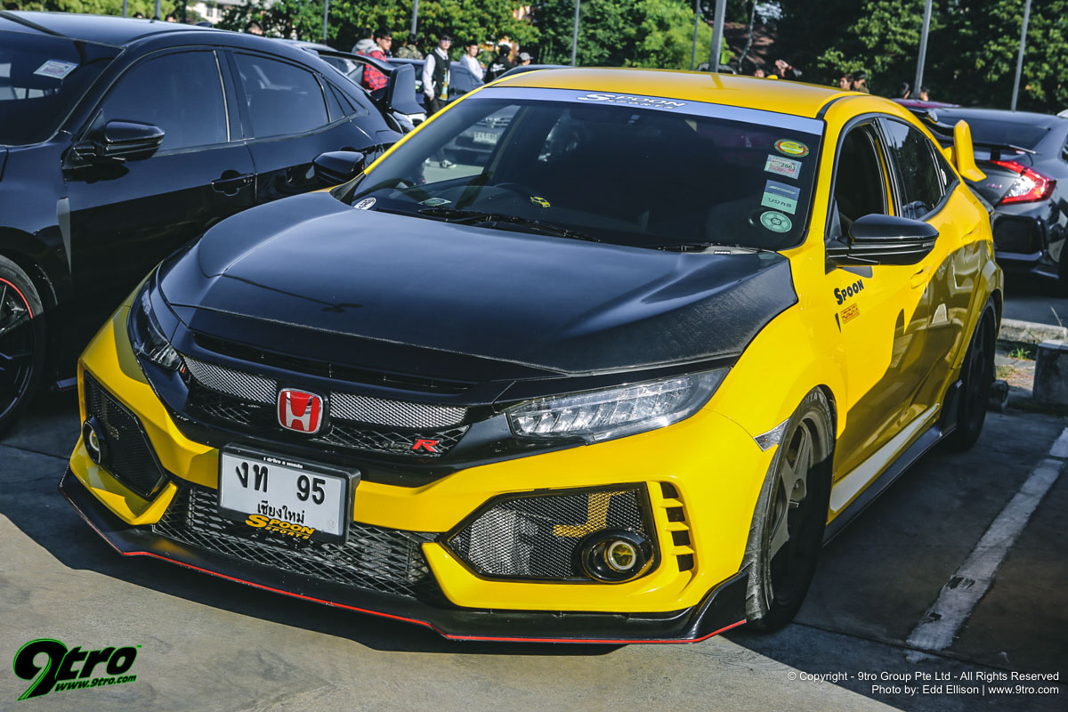 Cars and Coffee Thailand - Chiang Mai #6