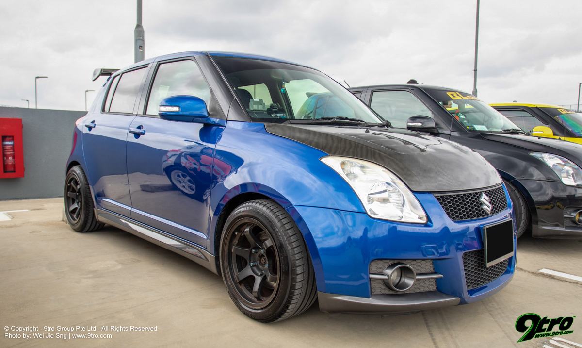 2019 Suzuki Swift Mega Meet - Singapore