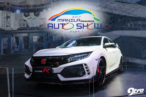 2017 Manila International Auto Show - Part 1