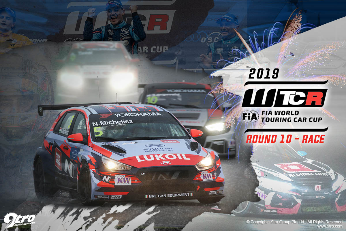 2019 WTCR Finale - Round 10 (Race)