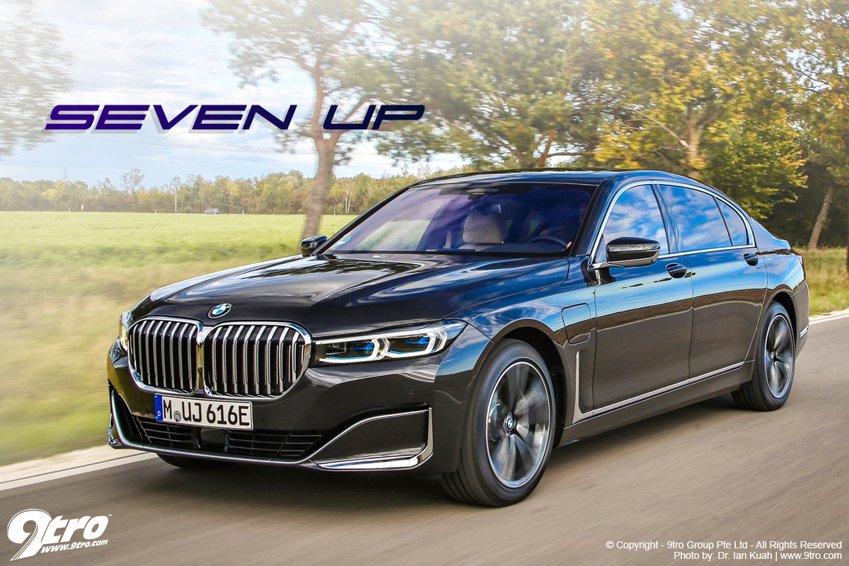BMW 745Le xDrive - Seven Up