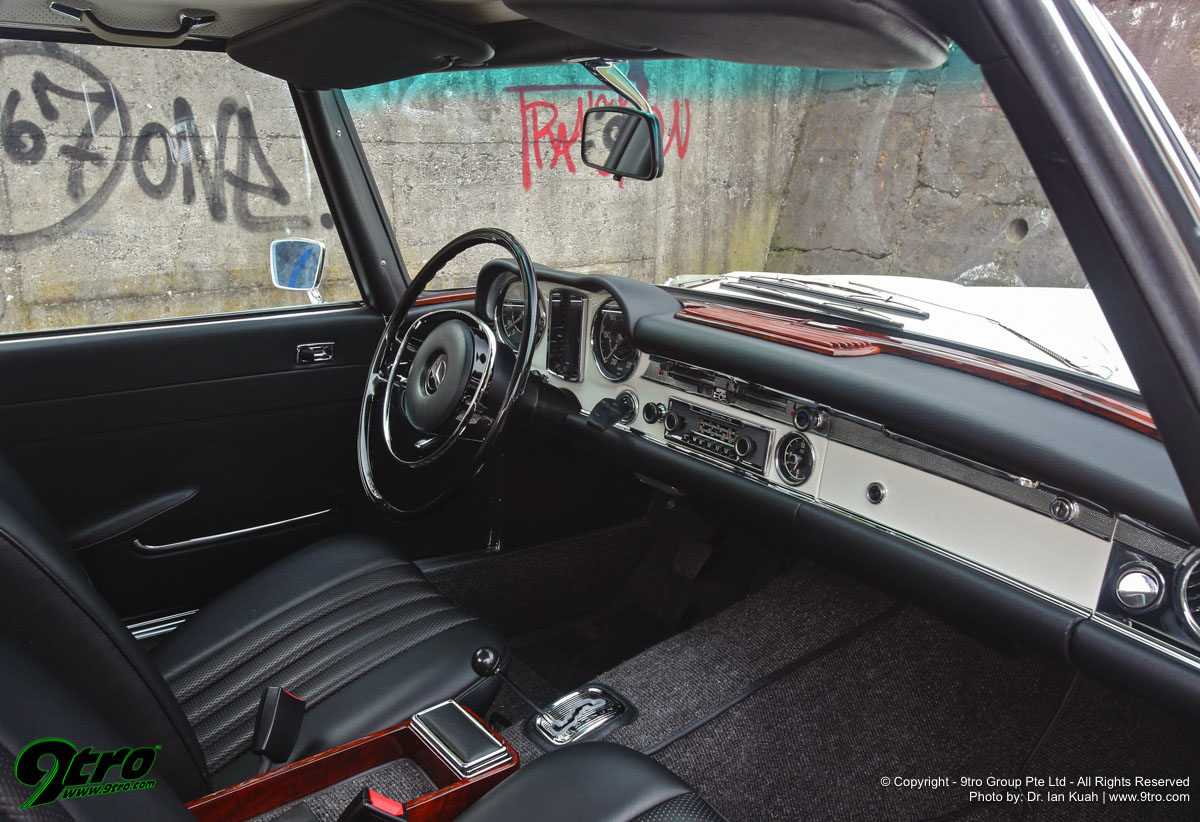 BRABUS CLASSIC 280SL PAGODA – SECOND TIME ROUND