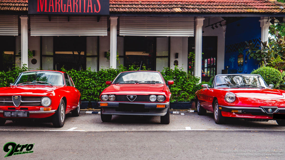 Cars and Kopi - The Lunar New Year Edition