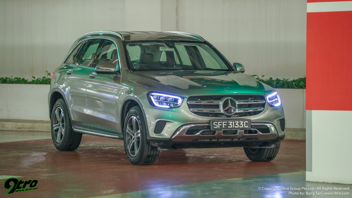 Mercedes GLC300 4MATIC