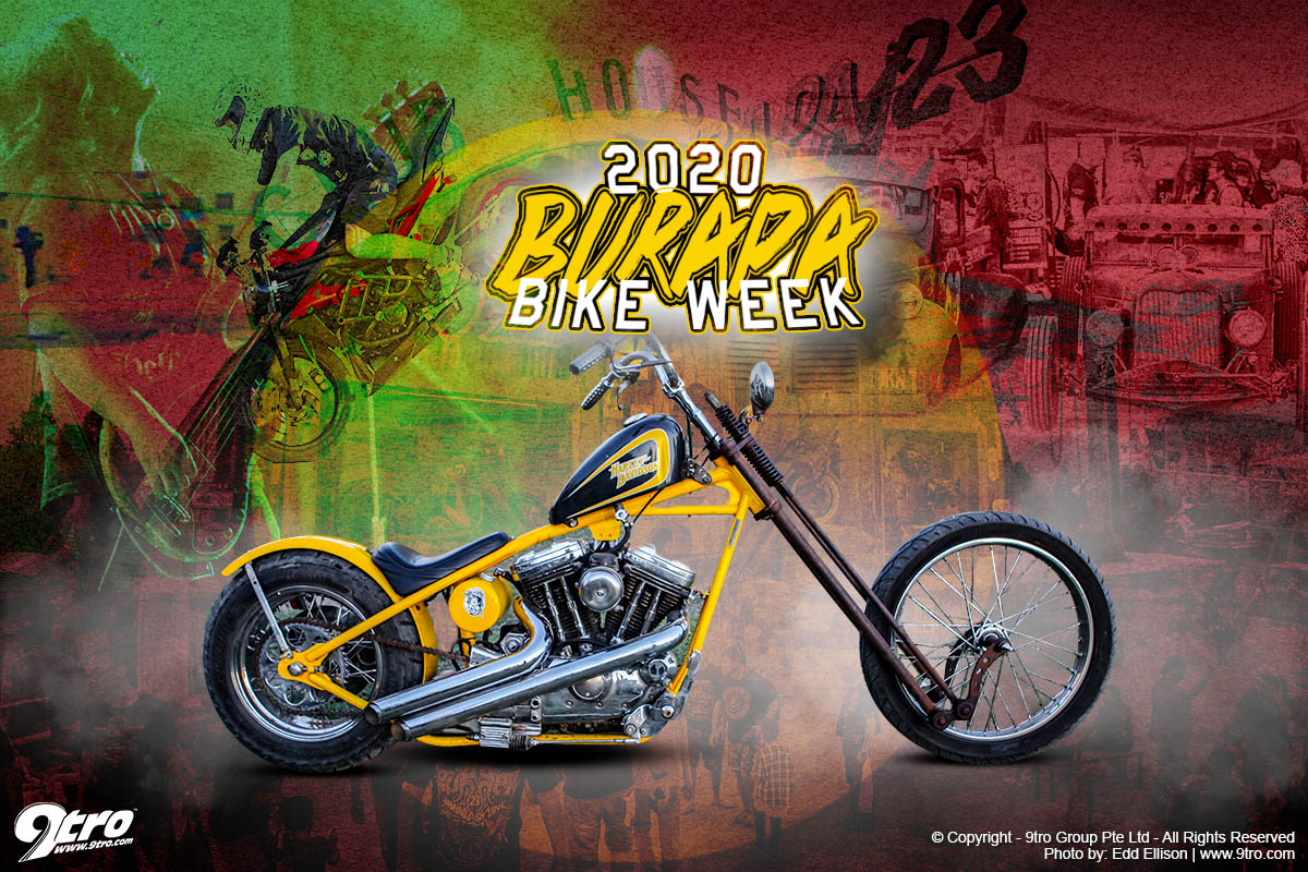 2020 Burapa Bike Week
