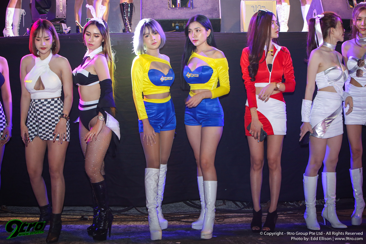 2020 Pathum Style Car Show - Models