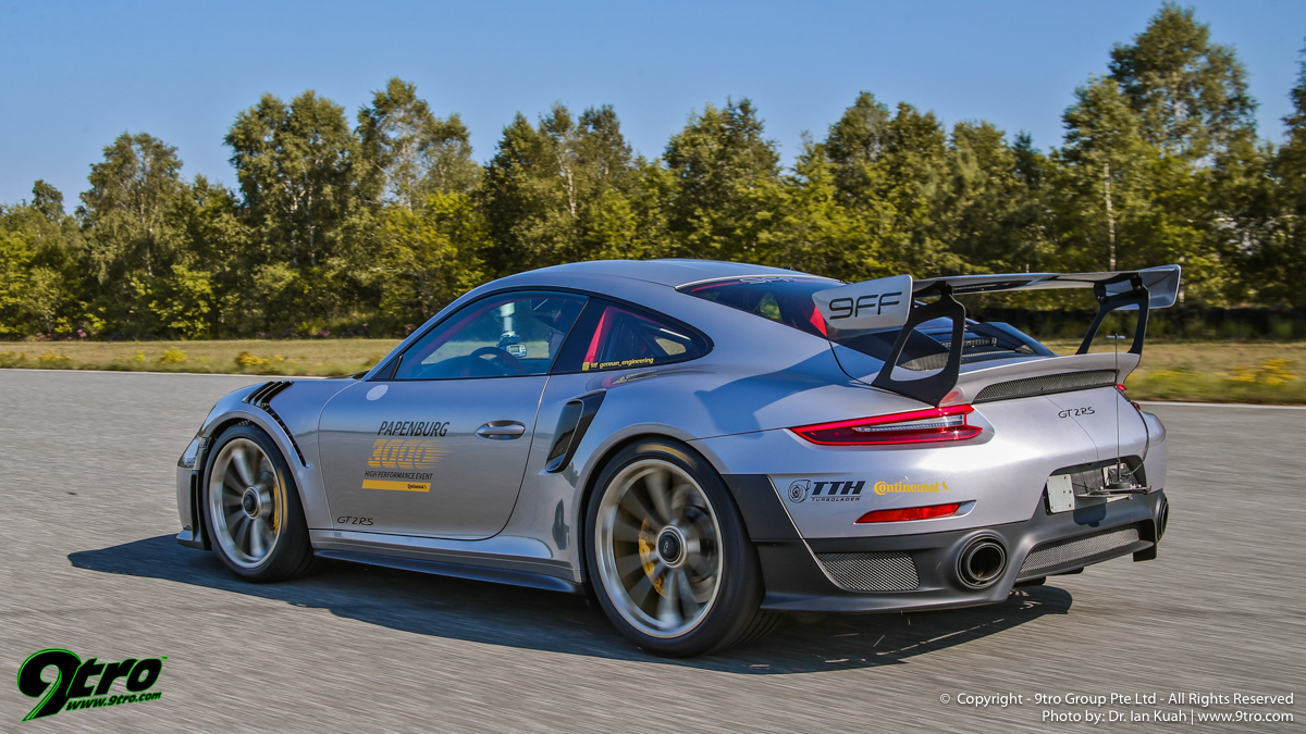 9ff GT2 RS - ROCKET SCIENCE