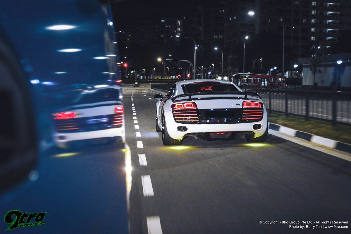 NightzConcepts Audi R8 - Defying Norms