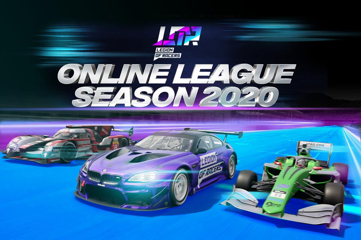 2020 Legion Of Racers Online League