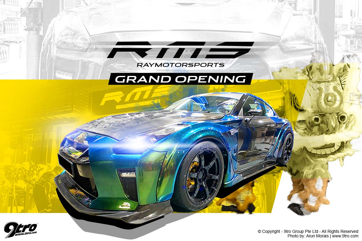 RMS Raymotorsports Grand Opening