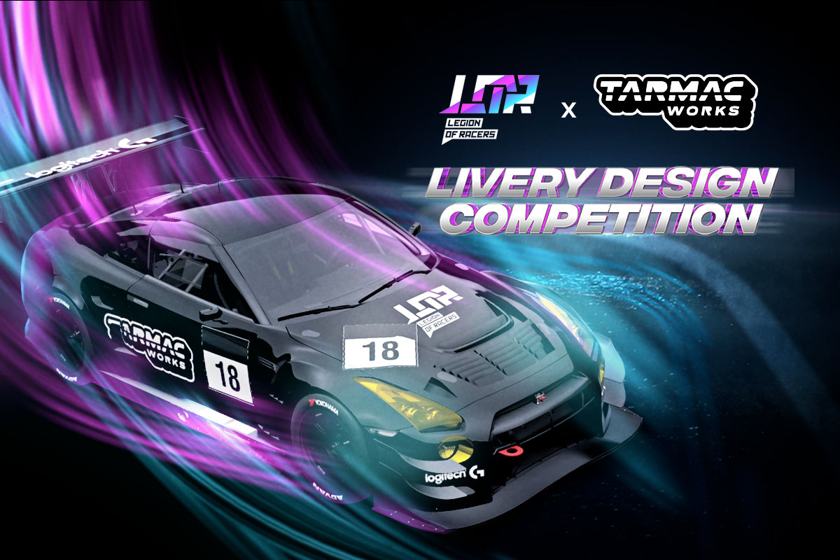 Legion Of Racers - Livery Design Contest