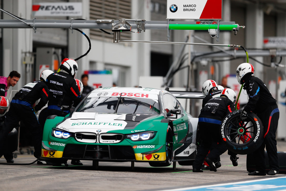 DTM confirms official test ahead of new 2020 season