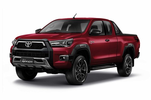 New Toyota HiLux Revo and new Fortuner launched in Thailand