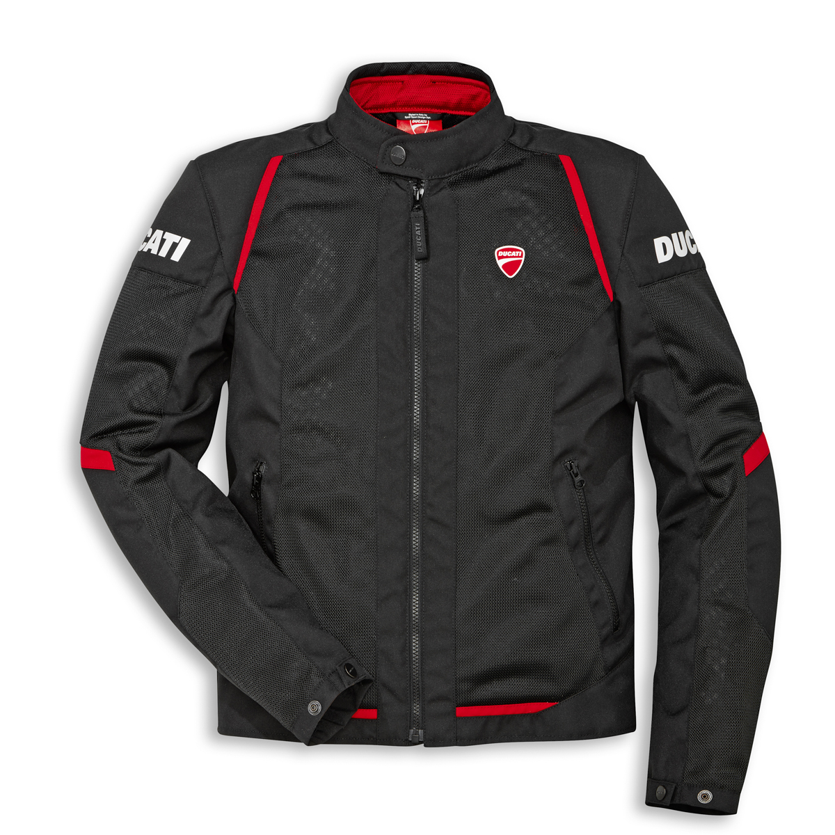 All-new Ducati Ventilated Jackets