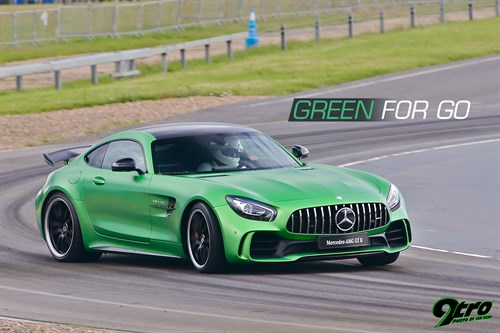 Mercedes-AMG GT-R – Green for GO