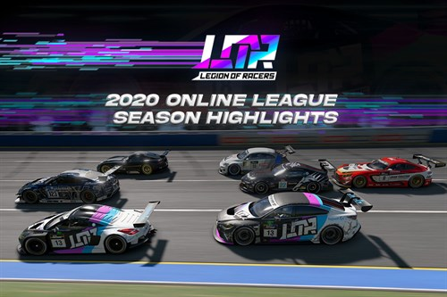 2020 Legion Of Racers Championship Season