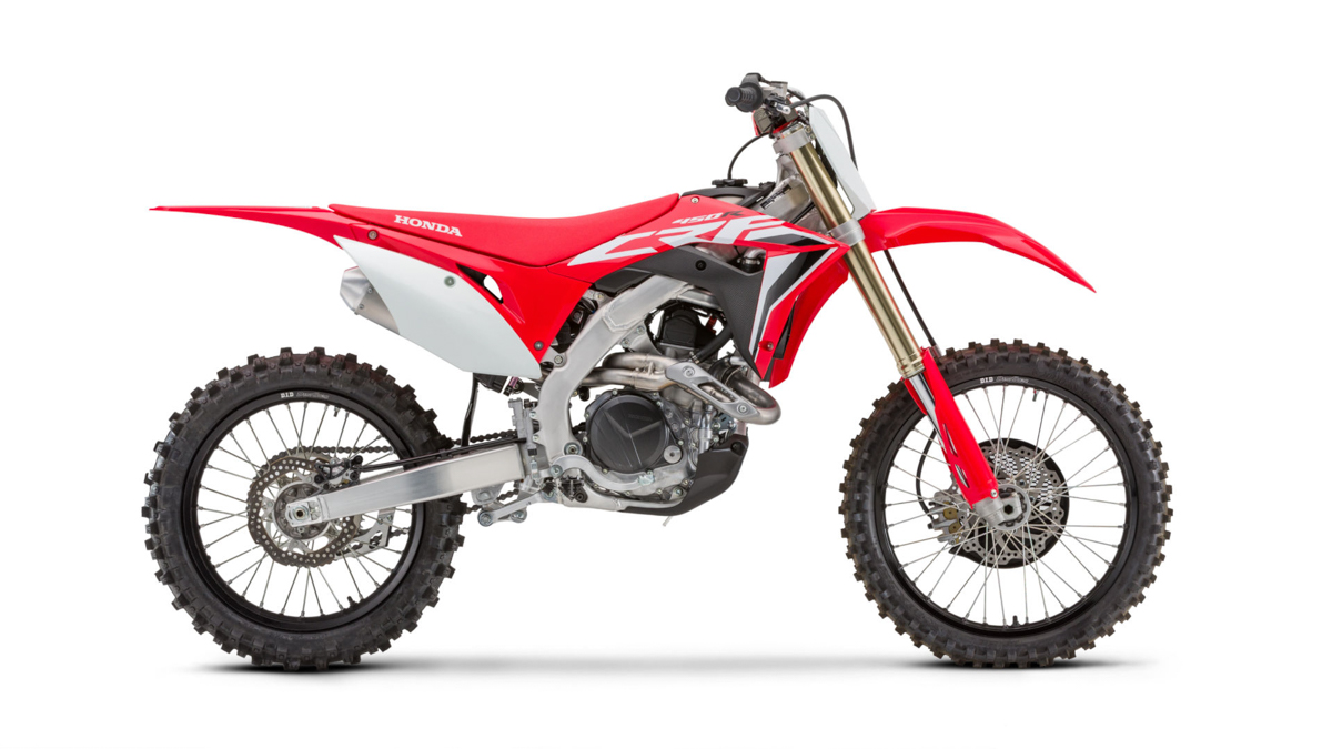 Honda Introduces All-New 2021 CRF450R