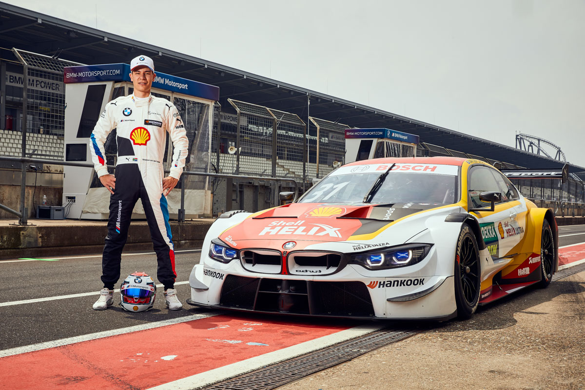 ing forward to the start of the 2020 season at Spa-Francorchamps