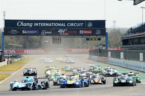 Revised 2020 / 2021 Asian Le Mans Series Calendar Released