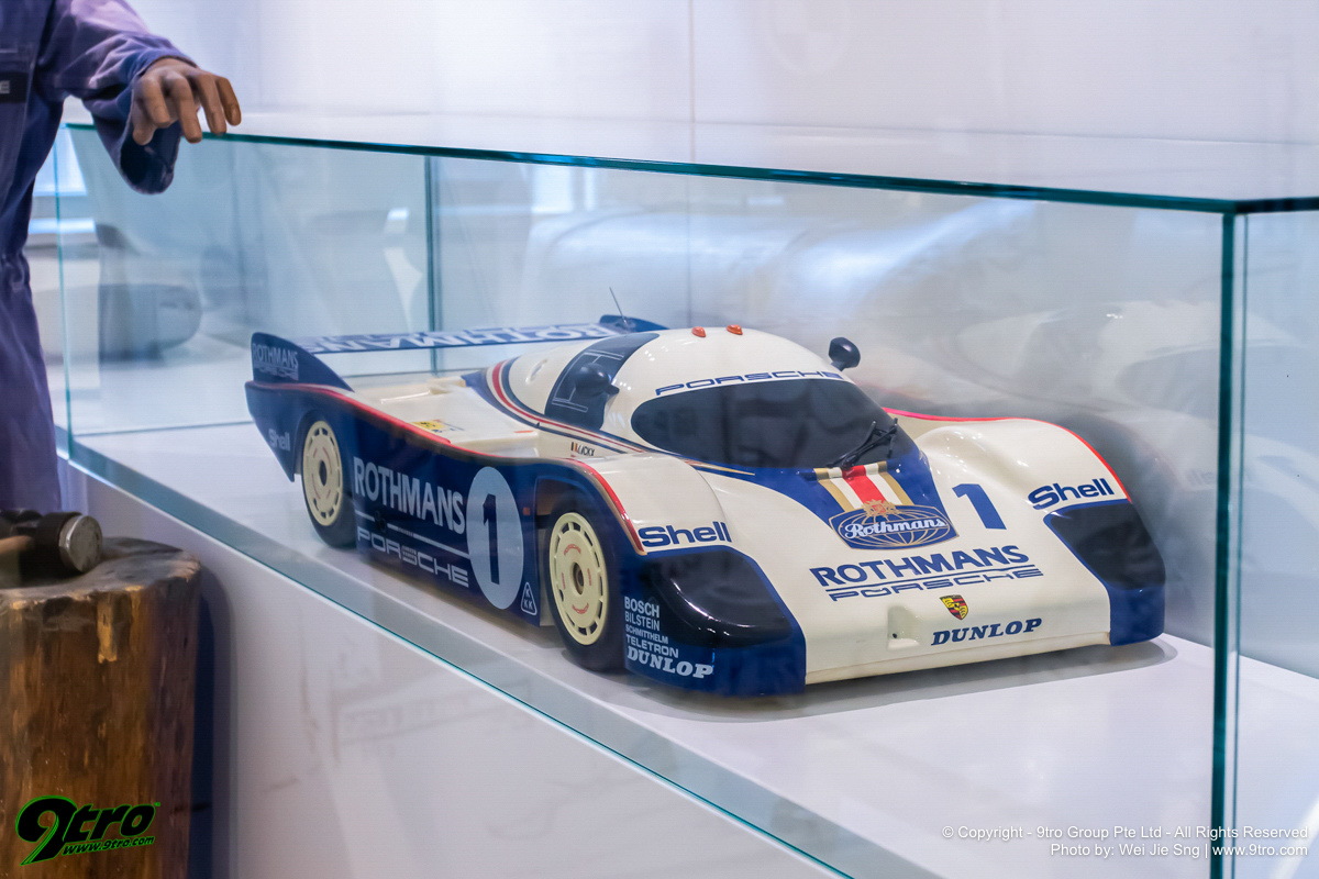 Automuseum Prototyp – Leading by technology without substitutes