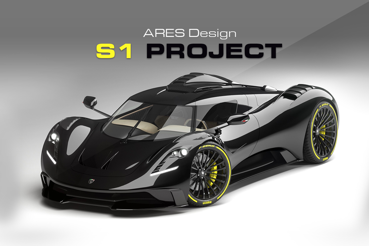 ARES Design - S1 Project
