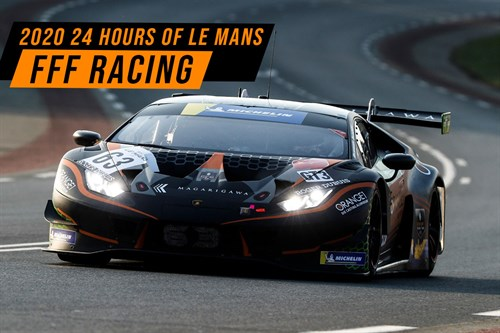 2020 24 Hours of Le Mans - FFF Racing
