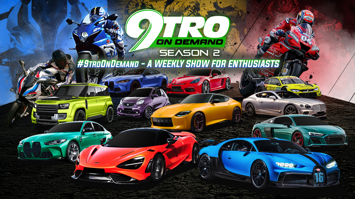 9tro On Demand - Season 2